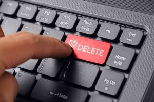 The #1 Way To Cure Email Delete Itus And Get Your