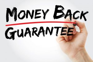 Are Guarantees Lowering Your Sales?