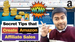 Earn Online From Amazon Affiliate Marketing With My Secrete Tips
