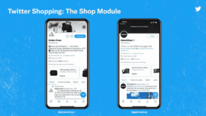 Twitter's Shop Module Pilot Adds A Product Carousel To Profiles